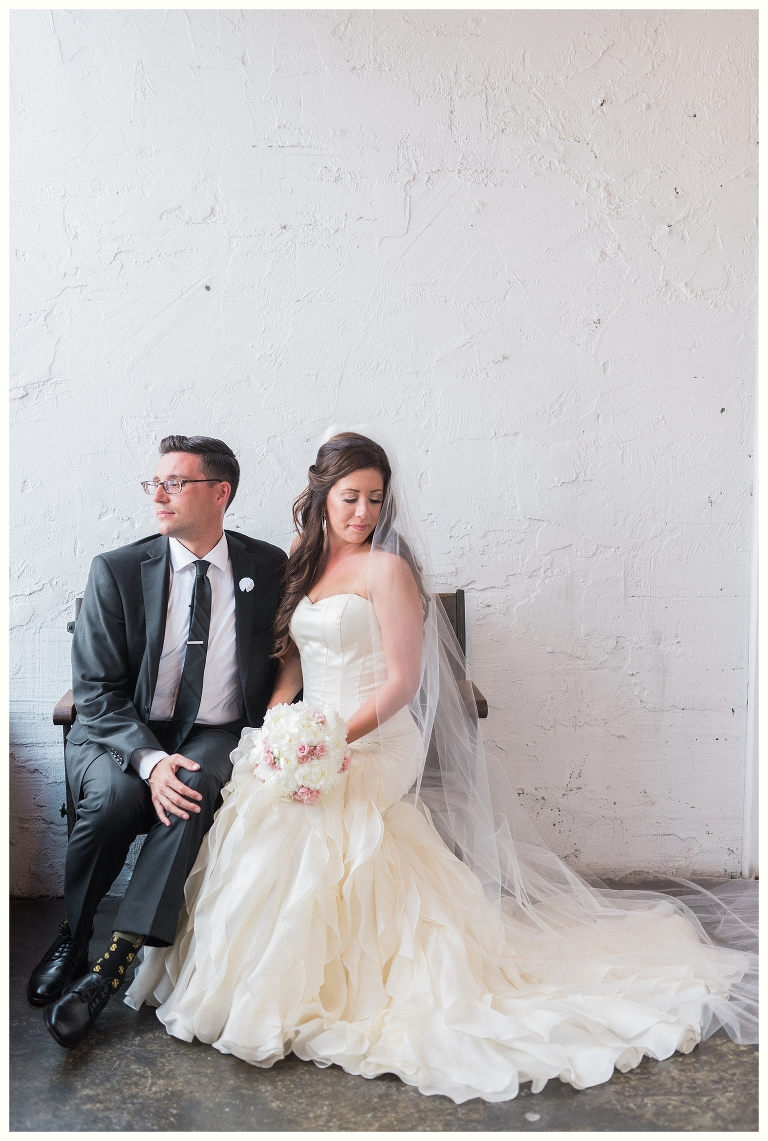 Stephen & Adrian// Marathon Music Works Wedding// Nashville, TN ...