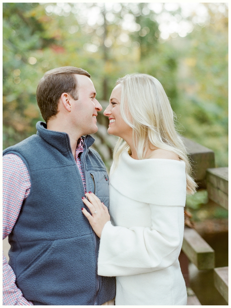 Fall Washington D.C Engagement Session | Wedding Photographer