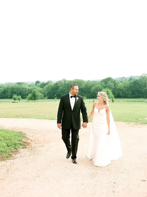Nashville Wedding Photographer | Allenbrooke Farms sweet and romantic wedding with blush, blue and soft purple details